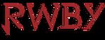 RWBY logo red by RedPegasus237