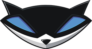 Sly Cooper Logo Vector By Enverse-d6l9esg by RedPegasus237