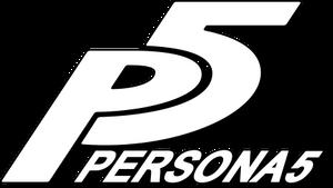 Persona 5 logo by RedPegasus237