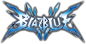 BlazBlue Logo by RedPegasus237