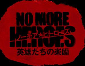 No More Heroes- Heroes' Paradise logo by RedPegasus237