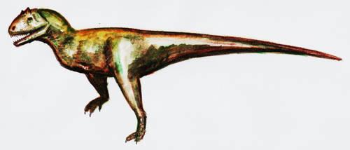 Carnotaurus by theropod1