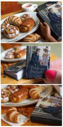 The Jane Austen Book Club by thinkpastel