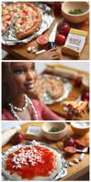 Pizza Margherita's Prep Board by thinkpastel