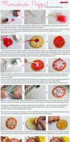 Miniature Pizza Tutorial - 2 by thinkpastel