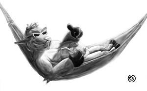 Fat Goat - WIP by MauricioEiji