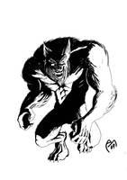 Werewolf by MauricioEiji