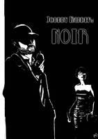 Johnny Wander Noir by MauricioEiji