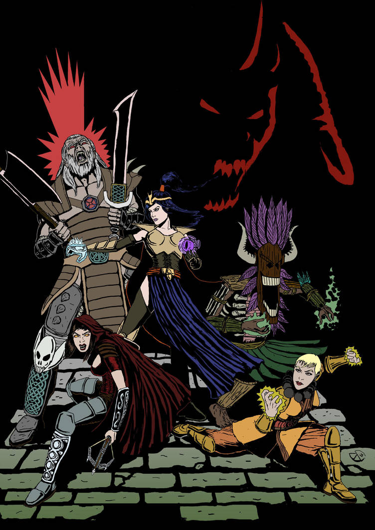 Diablo III by MauricioEiji