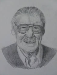 Stan Lee by purpletad
