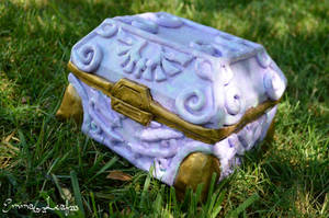 Goddess Chest by Emma-Is-A-Leaf