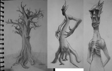 Tree Things by Jakkar