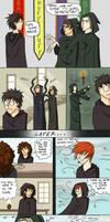 HP: Dementors by spongyducky