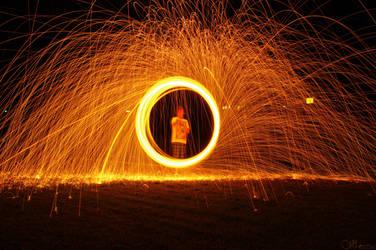 Spinning Sparks by jmclaren