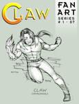 CLAW FanArt No 07 by Mykemanila