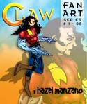 CLAW FanArt No 08 by Mykemanila