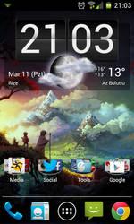 Ideos X5 + Touchwiz ROM! by fuki53