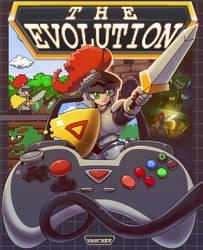 Evolution of videogames by nancher
