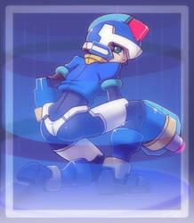 Megaman X +Aile+ by nancher