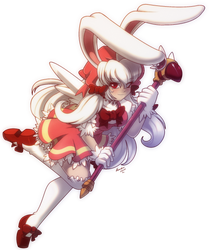 Bunny of Alice by nancher