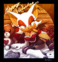 Happy valentine's day by nancher