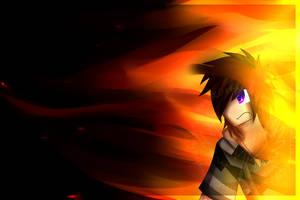 The raging flames by StellaKitsuna