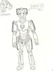 Doctor Who Cybermen by 1wyatt3