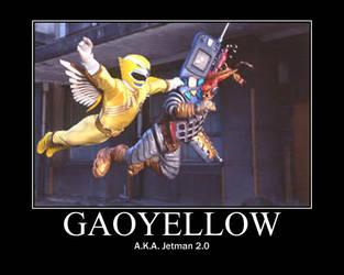 Gaoyellow by 1wyatt3