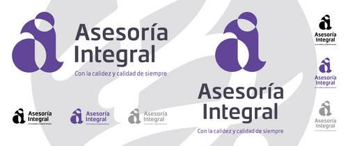 Asesoria Integral Logo Design by beraka