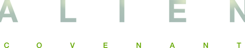 Alien: Covenant Logo by beraka