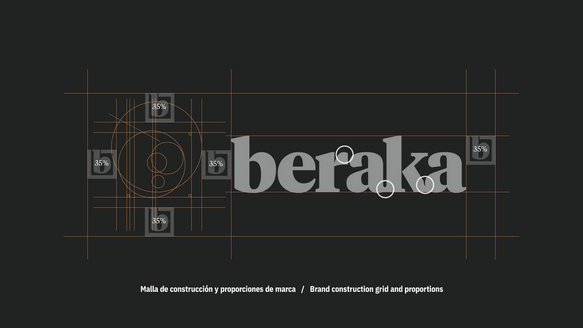 Beraka - Personal Brand Construction Animation by beraka