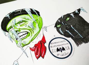 INK-D XIV by DeathOfParadise