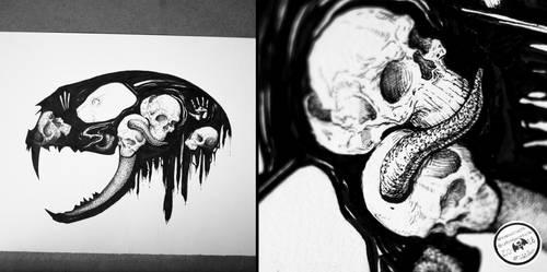 INK-D XV by DeathOfParadise