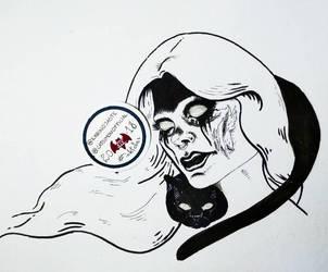 INK-D XIX by DeathOfParadise