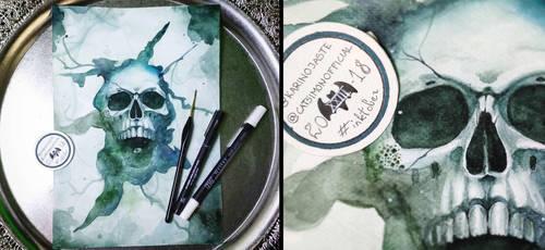INK-D XXIII by DeathOfParadise