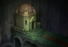 mausoleum by Murph3