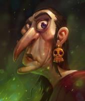 Witchdemoya by Murph3