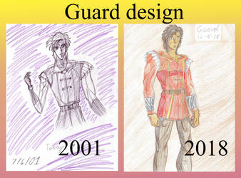 Guard Before and After by Lisa22882