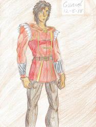 Guard 18-8-12 by Lisa22882