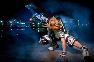 The Keyblade Master by K-tetsu