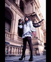Homura: I will save you... by K-tetsu