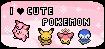 i love cute pokemon sticker by pachierisu