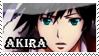 Akira Kaburagi Stamp by Tsuba-chama