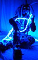Dark Cybergoth by SwitchAngel