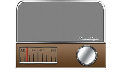 Prestige Radio by simpledrawdesigns