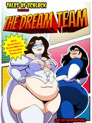 The Dream Team Starring PearBooty - Cover by rampant404