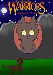 Journey of Stars Book Cover by GalaxziCATZ