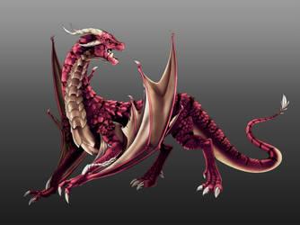 Dragon by titi-artwork