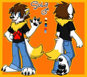 Sola Ref by TheWardenX3