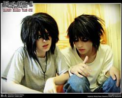 Death Note: BBxL BK Y.1 2 by Maxieyi